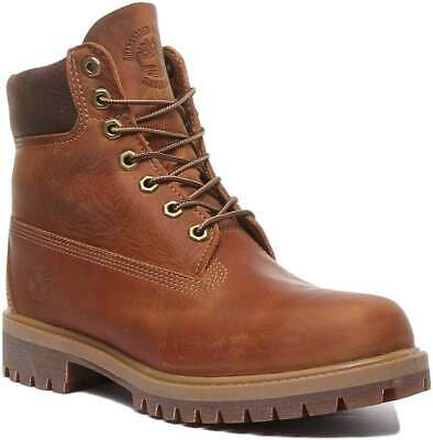 Timberland 27094-B Mens Nubuck Leather Ankle Boots Wheat Size UK 6 - 12