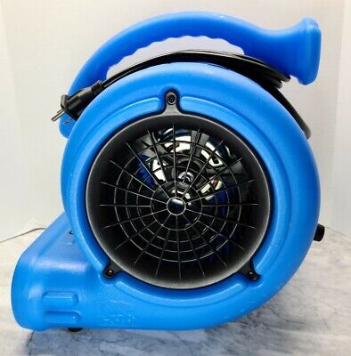 B-air 14 Hp Air Mover Blower Fan For Water Damage Restoration Carpet Dry