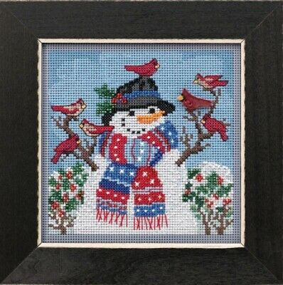 Mill Hill Buttons and Beads - Winter Welcome - Cross Stitch Kit - MH14-1931