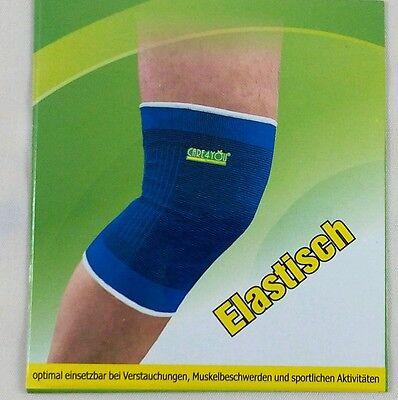 Kniebandage Kniebandagen Schoner Knieschoner Kniegelenkbandage Knieschützer 1stk
