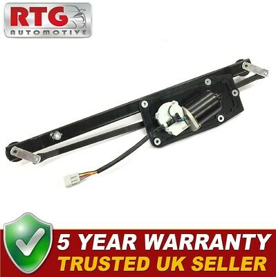 Front Windscreen Window Wiper Motor + Linkage For Land Rover Discovery 1998-2005