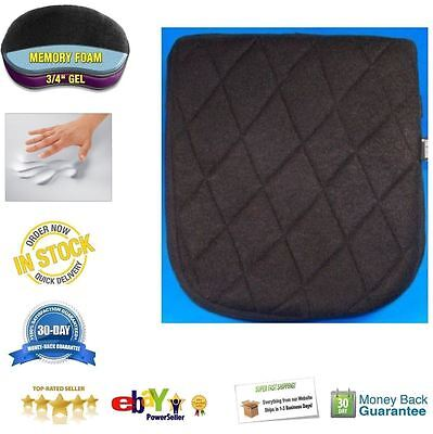 MOTORCYCLE PASSENGER SEAT GEL PAD CUSHION FOR <em>VICTORY</em> TOURING CROSS CO