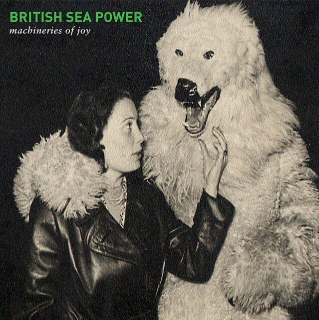 BRITISH SEA POWER - MACHINERIES OF JOY  CD NEU