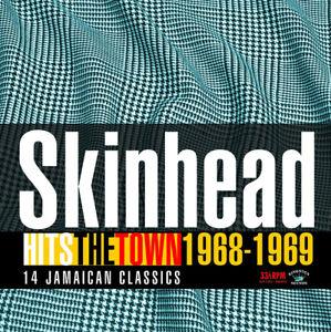 VARIOUS ARTISTS - Skinhead Hits The Town 1968-1969 NEW VINYL LP £10.99 SKA