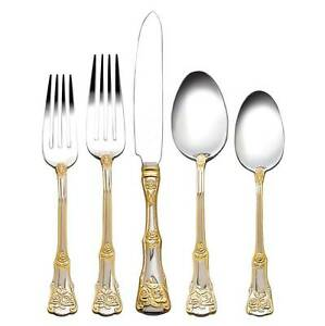 Royal Albert - Old Country Roses Cutlery Set 20pce - Brand New Sydney City Inner Sydney Preview