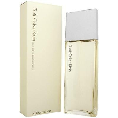 TRUTH by CALVIN KLEIN Perfume for Women 3.4 oz New in Box
