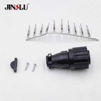 10 Pins Connector Fit Miller Spoolmate 200 300497 Spoolmatic 15a 30a Spool Gun