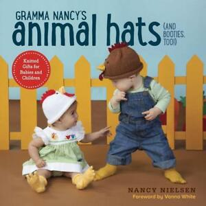 Nancy Nielsen-gramma Nancy`s Animal Hats (& Boo Book Neu