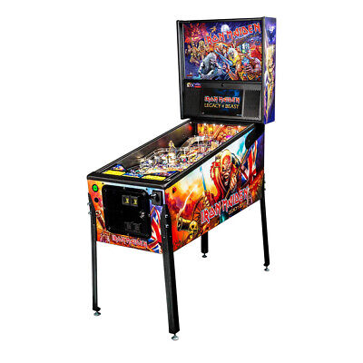 Stern Iron Maiden Pro Pinball Machine