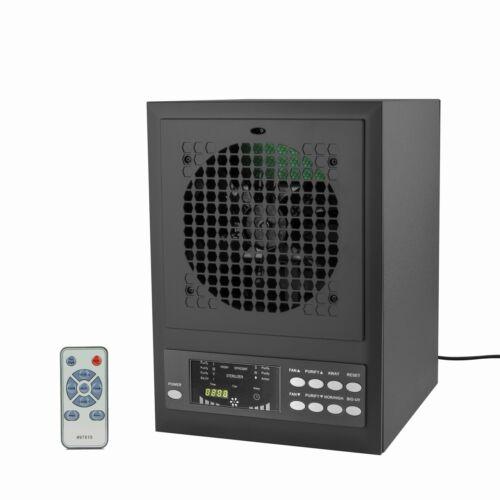 Ozone Ionic Air Purifier : Air purifier hepa carbon ionic ozone generator clearner uv