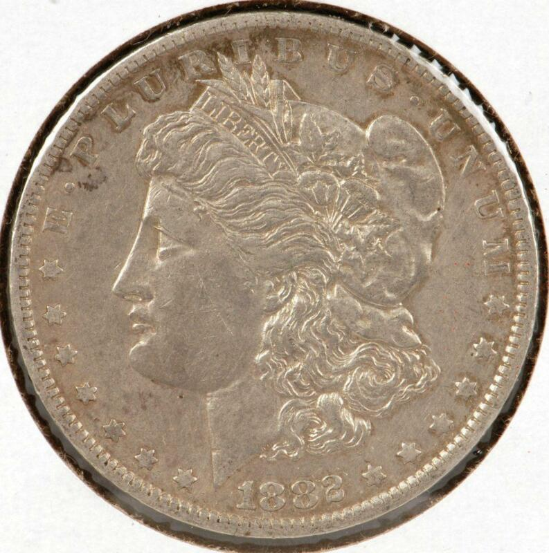 1882 O Morgan Silver Dollar Ebay