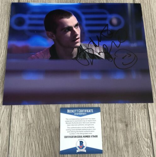 DAVE FRANCO SIGNED NERVE NOW YOU SEE ME NEIGHBORS 8x10 PHOTO w/PROOF BECKETT COA
