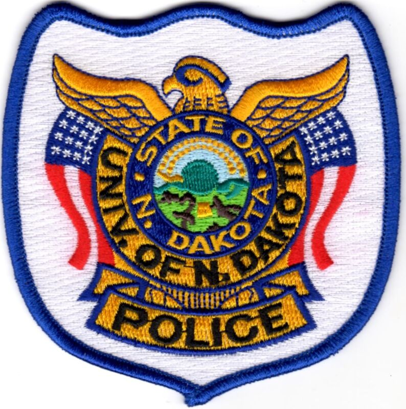 University of North Dakota Police Patch North Dakota ND