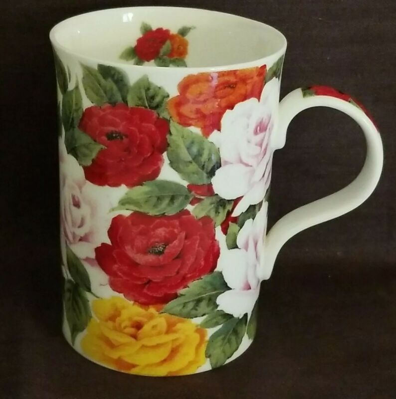 Wren Authentic English Summer Tea  Coffee Fine Bone China Cup Mug  England,