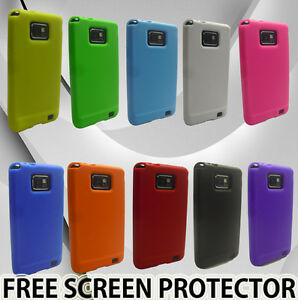 NEW-SILICONE-GEL-SERIES-SKIN-FIT-CASE-COVER-SCREEN-PROTECTOR-FOR-MOBILE-PHONE