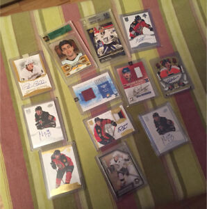 Cartes de hockey (12)
