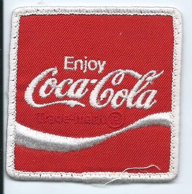 Coca-Cola Driver patch 2-7/8 X2-7/8
