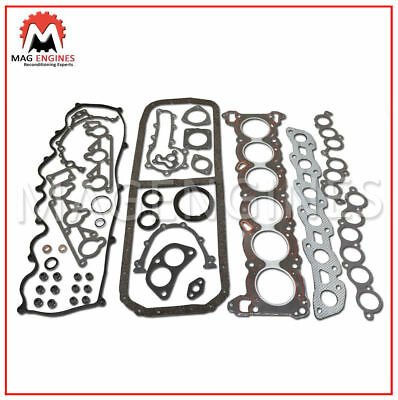 10101 83L26 FULL GASKET KIT NISSAN RB20E FOR LAUREL ALTIMA 20 LTR 1989 02