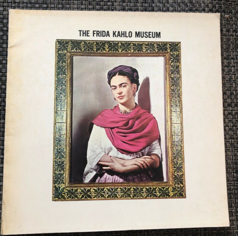 THE FRIDA KAHLO MUSEUM 1968 CATALOG