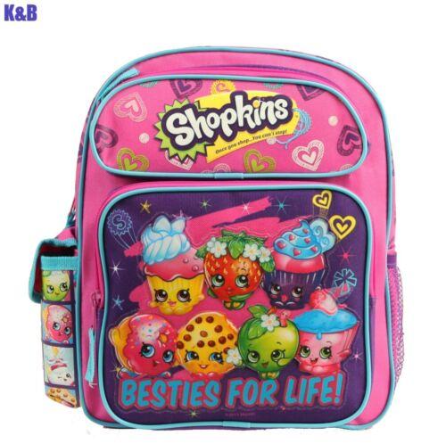 "Shopkins 12"" Backpack- Purple"