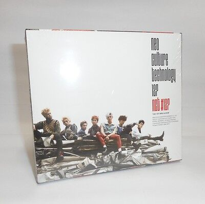 K-POP NCT 127 1st Mini Album [NCT #127] CD + Booklet + Photocard Sealed