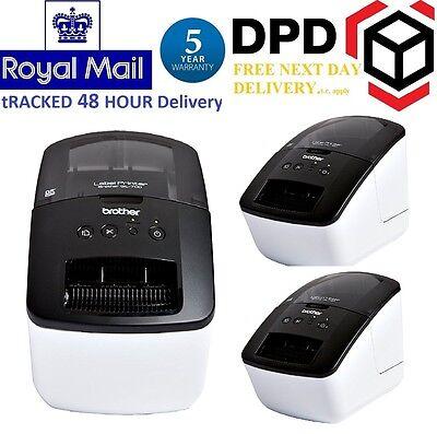 Brother Ql700szu1 P-touch Ql-700 Thermal Address Label Printer New
