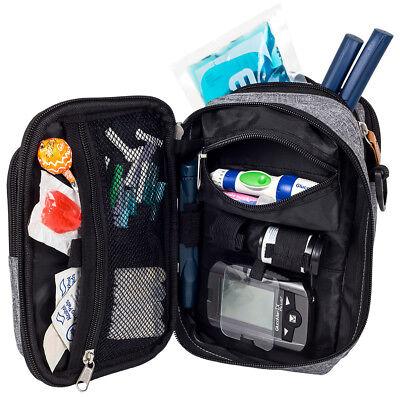 Diabetiker Tee (Tee-uu EliteBags Fit's Evo Diabetikertasche Insulin-Tasche BZ-Tasche Diabetes)