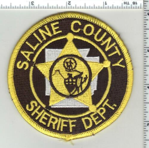 Washington County Sheriff (Arkansas) 2nd Issue Shoulder Patch