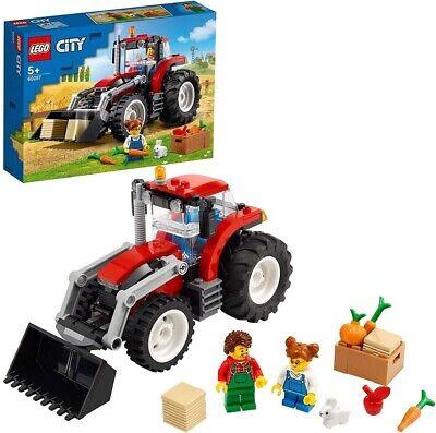 Trattore - LEGO City 60287