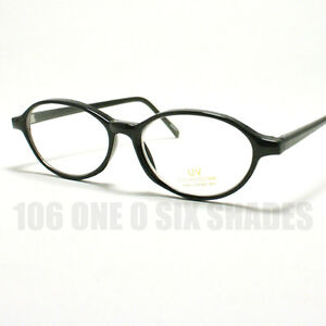 vintage 50 039 s small size oval shaped eyeglass frame