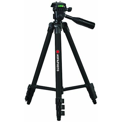 Agfaphoto 50 Pro Tripod With Case For Kodak Easyshare Sport C123 C1450