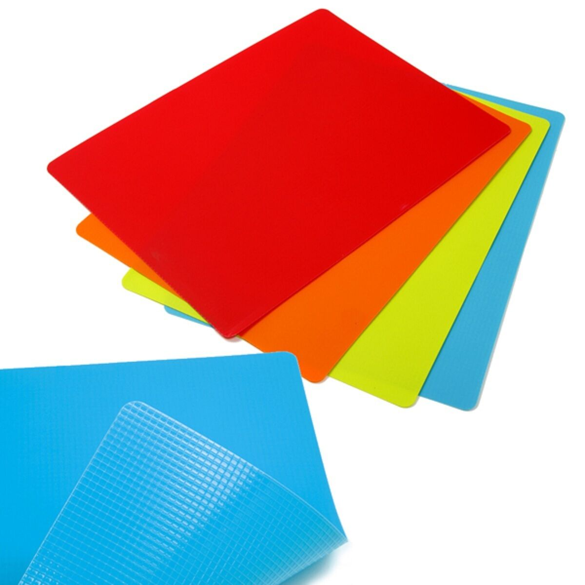 Norpro 35 Gripping 35 Flexible Cutting Mats 4 Pc on Sale