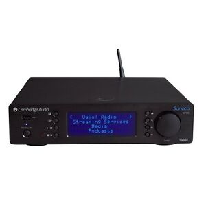 CAMBRIDGE-AUDIO-SONATA-NP30-Black-Network-Music-Player