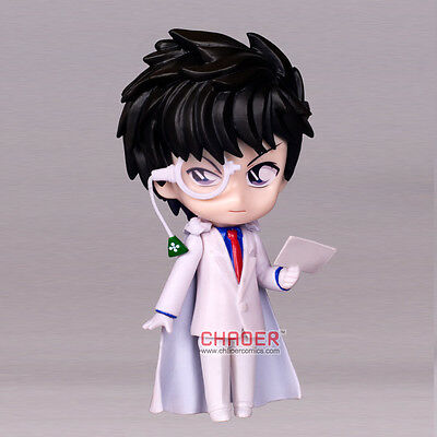 Japan Anime Detective Conan Qute KID KAITO KUROBA Action PVC Figures Toy