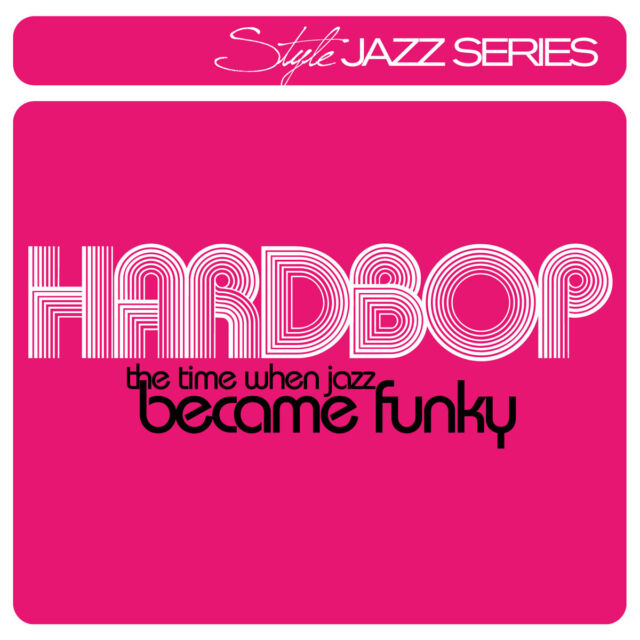 CD Hardbop - The Time When Jazz Became Funky   2CDs