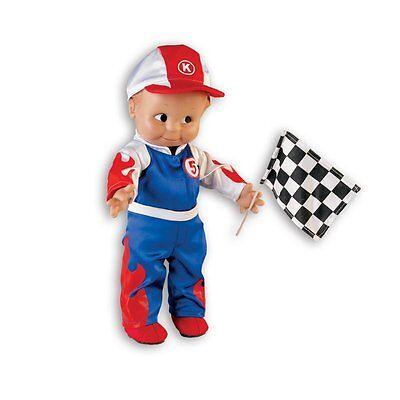 In Box Kewpie Winner's Circle Doll 12 Race Car Driver By Charisma