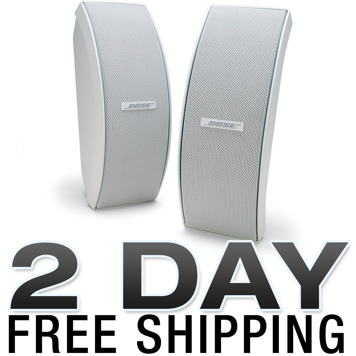 Bose 151 Se Weatherproof Outdoor Speakers White