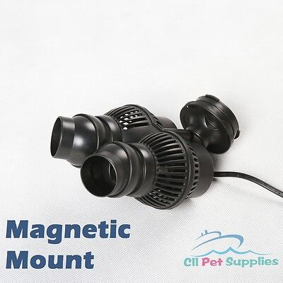 Circulation Pump Wave Maker 1600 GPH Aquarium Reef Powerhead Magnetic Mount