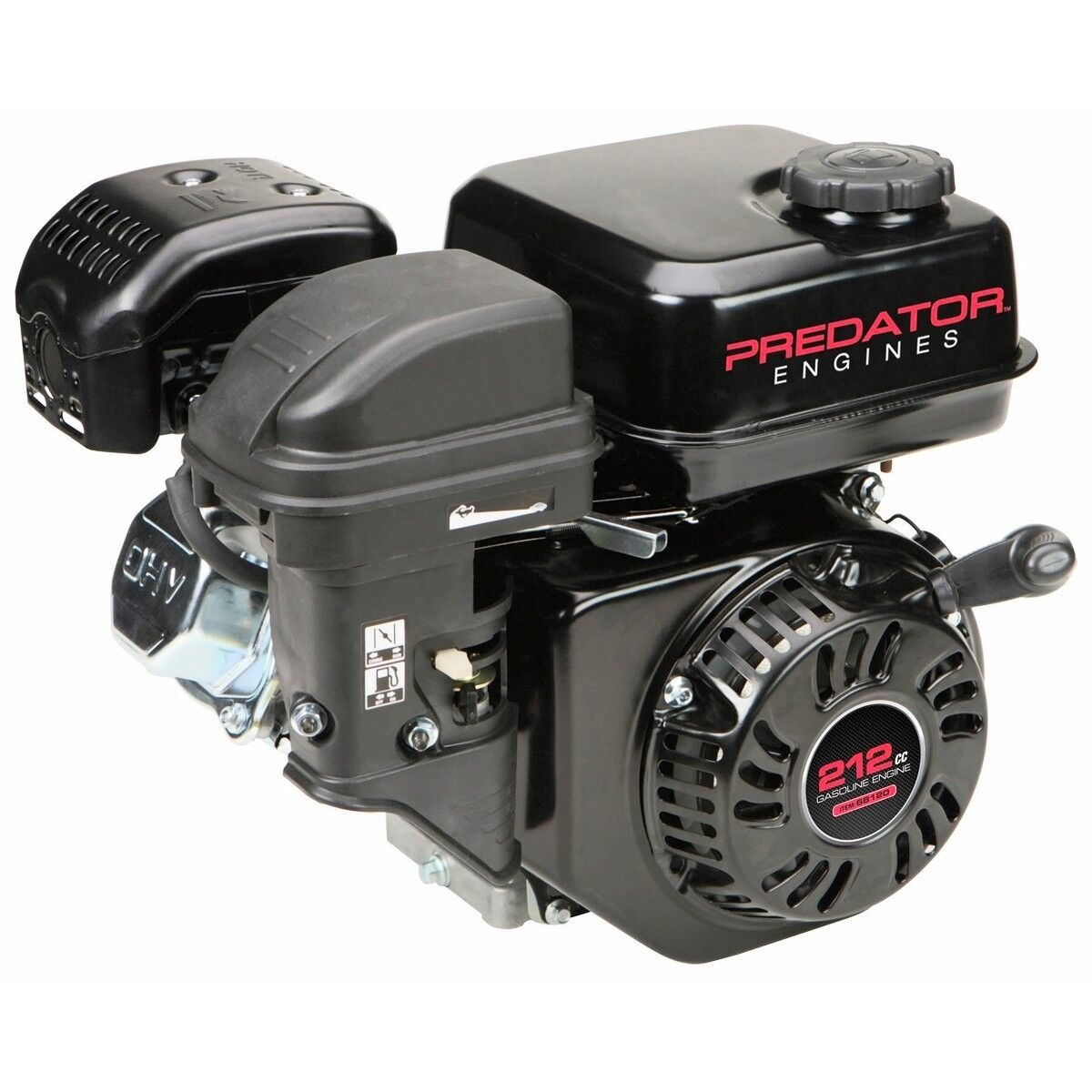 Electric Start Predator Engine Electric Free Engine