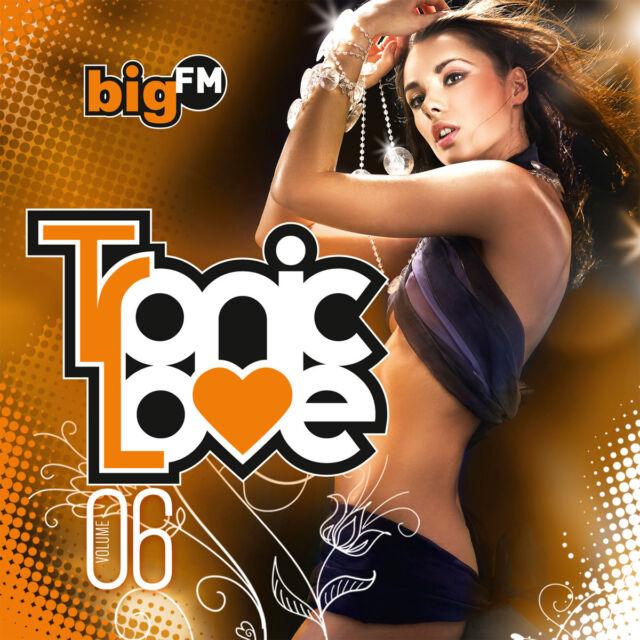 CD bigFm Tronic Love Volume 6 von Various Artists  2CDs