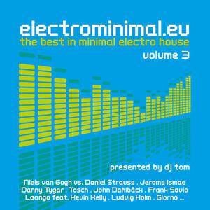 CD-Electro-Minimal-EU-Volume-3-di-Various-Artists-2CDs