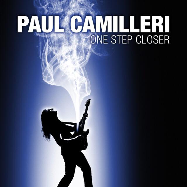 CD Paul Camilleri One Step Closer