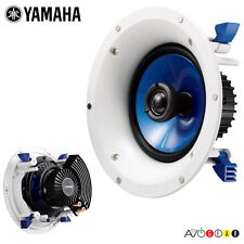 "Yamaha NS-IC600 In-Ceiling Speaker 6.5"" 2-Way Bezel-Less Speakers  (Refurb)"