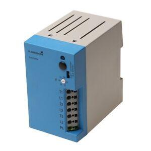 Softstarter Sanftanlauf 7,5kW mit Stromregelung, Nr. 8700.0137