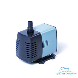 Submersible Pump 160 - 1325 GPH Aquarium Fish Tank Fountain Water Hydroponic
