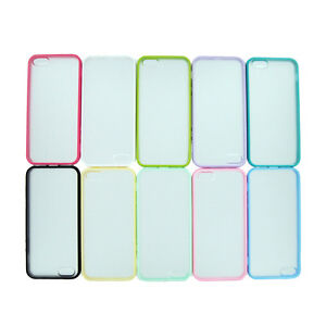 TPU-Silicone-Hard-Bumper-Cell-Phone-Case-for-iPhone-5-5G-Assorted-Colors