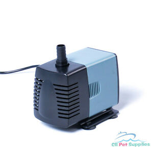 Fish tank water pump ebay for Fish tank water pump