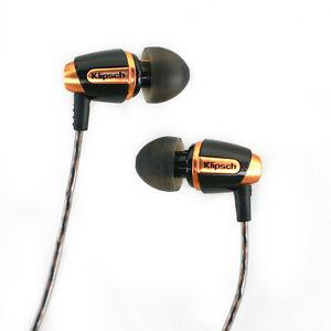 Klipsch-Reference-S4-Premium-In-Ear-Noise-Isolating-Headphones-Black