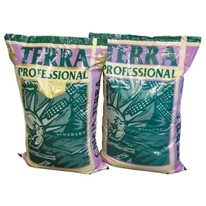 CANNA TERRA PROFESSIONAL 50 LITRES GROW MEDIA BAG THE No.1 SYSTEM IN HOLLAND