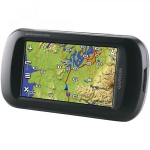 Garmin-Montana-650T-Handheld-Touchscreen-GPS-Receiver-010-00924-02-Waterproof